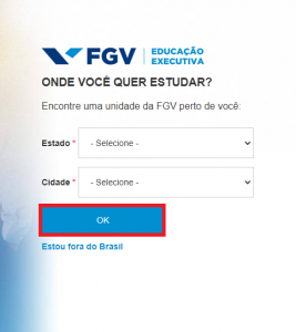 fgv cursos