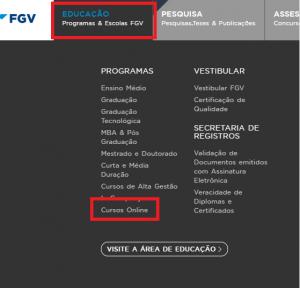 site fgv