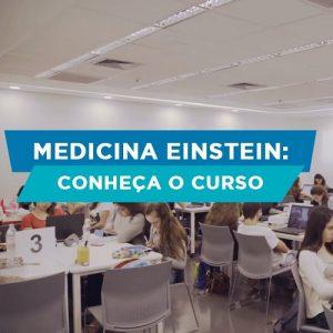 Cursos gratuitos ensino Einstein